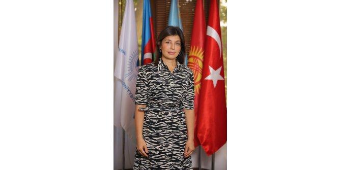 """Uluslararası Türk Kültür ve Miras Vakfı Başkanı Efendiyeva: """"Türk cumhuriyetleri birbirlerine daha fazla ihtiyaç duyuyor"""""""