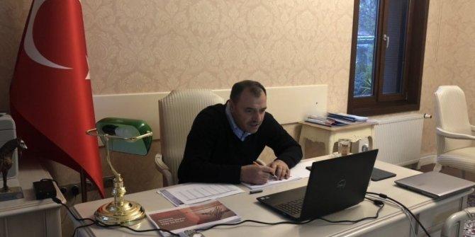 """Elazığ'da Vefa grubundan """" Online"""" hizmet"""