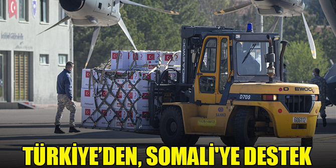 Türkiye, Somali'ye tıbbi yardım gönderdi