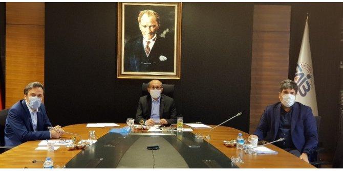 GAHİB Yönetim Kurulu telekonferansla toplandı