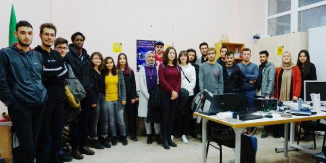 Konya Teknik Üniversitesi, TEKNOFEST 2020'de ön elemeyi geçti