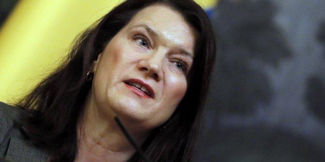 İsveç Dışişleri Bakanı Linde'den İsveç modelini eleştirenlere sert tepki
