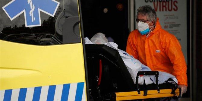 İspanya'da koronavirüs nedeniyle can kaybı 20 bini geçti!