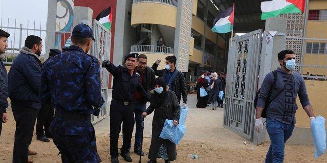 Gazze'den uluslararası topluma Kovid-19'la mücadele için tıbbi yardım çağrısı