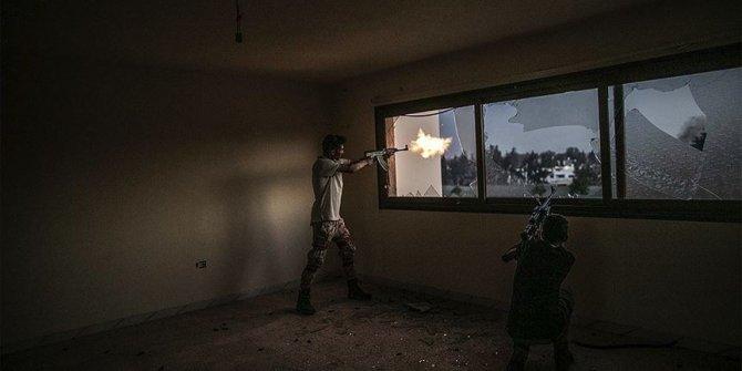 """Libya'nın batısındaki en stratejik askeri nokta """"Vatiyye Hava Üssü"""""""