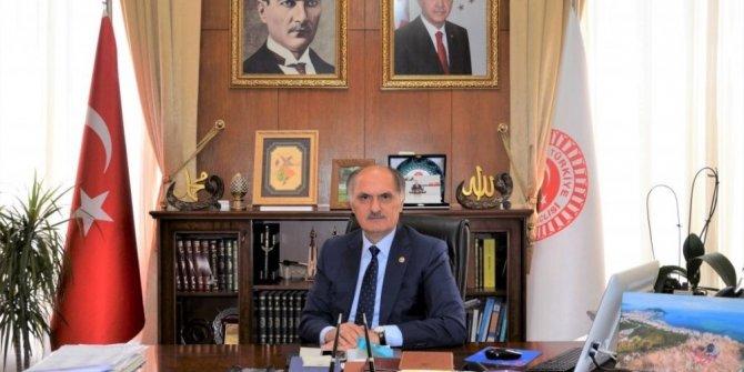 Türkiye'den KEİ üyesi ülkelere koronavirüs mektubu