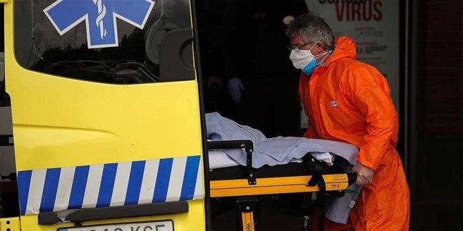 İspanya'da koronavirüs nedeniyle bugün 430 kişi hayatını kaybetti