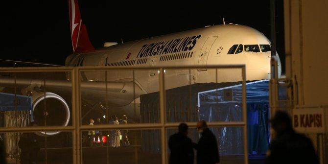 Almanya'daki 232 Türk vatandaşı Kayseri'ye getirildi