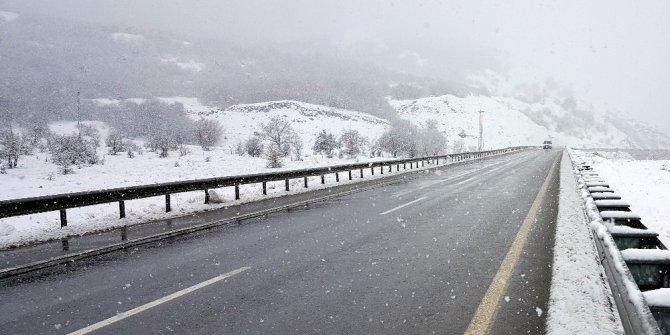 Doğu'da 4 ilde kar yağışı bekleniyor