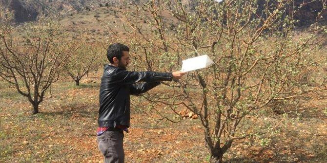 Hadim'de tarımsal erken uyarı sistemi kuruldu