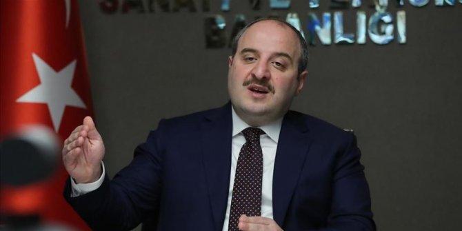 Bakan Varank: Türk sanayisinin zayıflamasına müsaade etmeyeceğiz