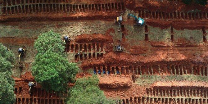 Brezilya'da son 24 saatte Kovid-19 nedeniyle 346 kişi öldü