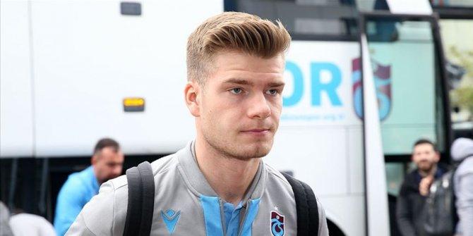 Alexander Sörloth, Trabzon'a döndü