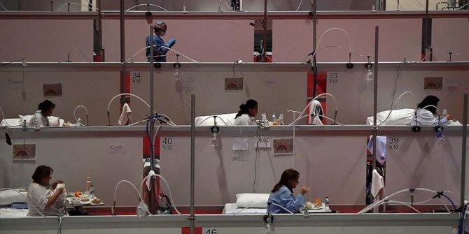 İspanya'da koronavirüs nedeniyle bugün 440 kişi hayatını kaybetti