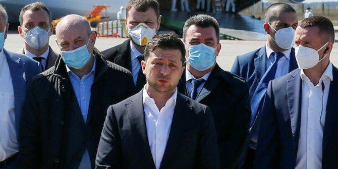 """Ukrayna Devlet Başkanı Zelenskiy: """"Hayalim THY seviyesinde ulusal hava yolu şirketi kurmak"""""""