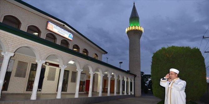 Melbourne'da ramazan boyunca akşam ezanları hoparlörden okunacak