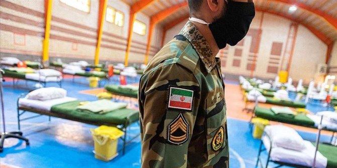 İran'da koronadan can kaybı 5 bin 574'e yükseldi