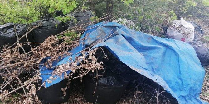 Diyarbakır'da 158 kilogram esrar ele geçirildi