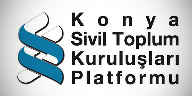 Konya'daki STK'lardan Erbaş'a destek açıklaması