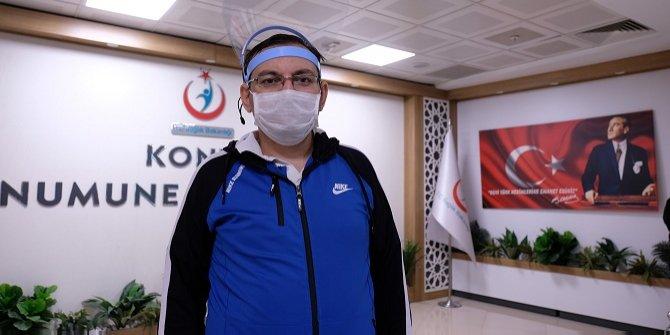 Koronavirüsü yenen sağlık çalışanı tedavi sürecini anlattı