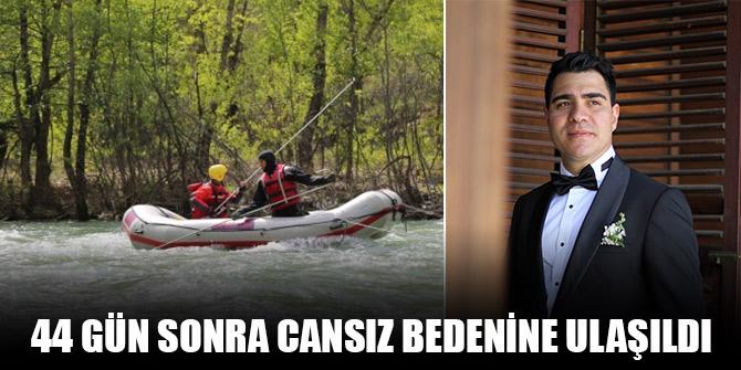 Tunceli'de kayıp Uzman Çavuş Yılmaz Güneş'in cansız bedenine ulaşıldı