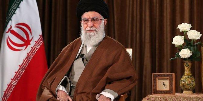 İran lideri Hamaney'den Basra Körfezi hamlesi