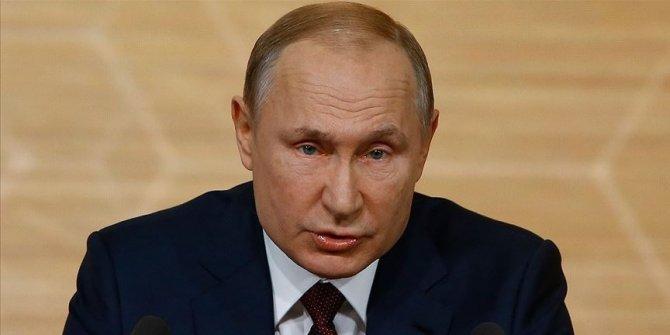 """Putin: """"Enerji piyasalarındaki durum daha önce hiç yaşanmamıştı"""""""