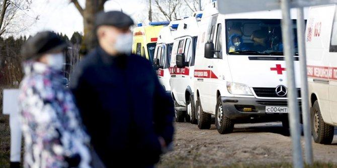 Rusya'da koronavirüs vaka sayısı 100 bini aştı