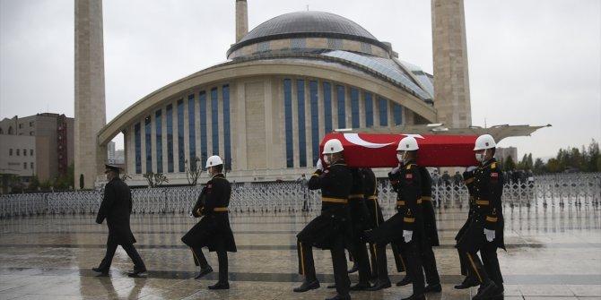 Şehit Jandarma Uzman Çavuş Yılmaz Güneş son yolculuğuna uğurlandı