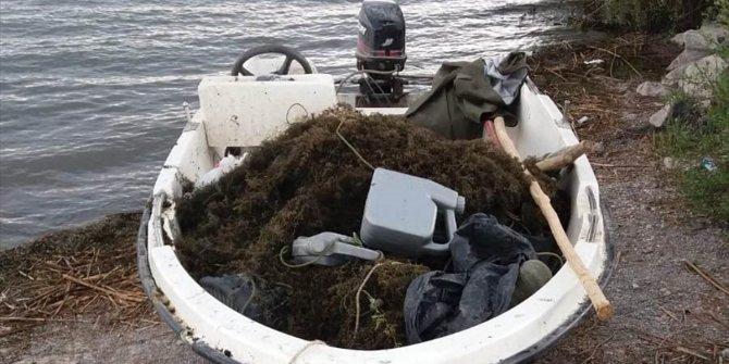 Suğla Gölü'ndeki balıklar denetimlerle korunuyor