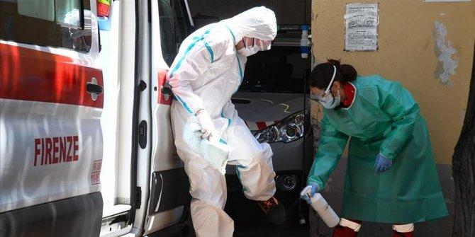 İtalya'da koronavirüsten can kaybı 28 bin 236'ya yükseldi