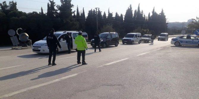 Balıkesir'de yasağa uymayan 601 kişiye ceza yağdı