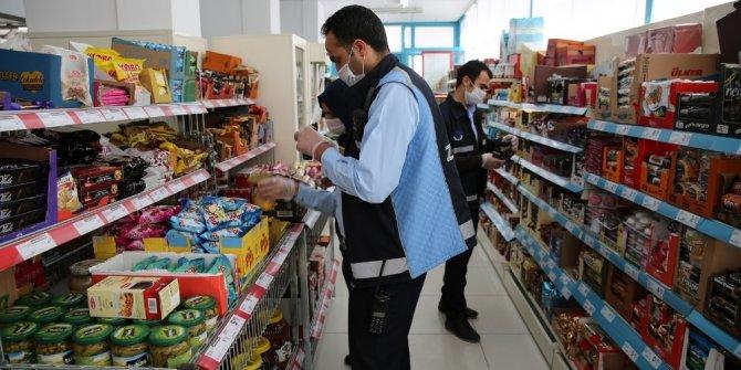 Haliliye'de gıda ürünleri denetlendi