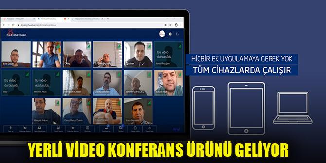 Yerli video konferans ürünü geliyor: HAVELSAN Diyalog