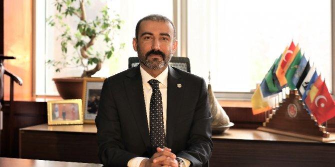 Gaziantep Ticaret Odası Yönetim Kurulu Başkanı Tuncay Yıldırım: