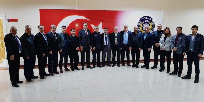 Kuşadası MHP'den polise çifte teşekkür
