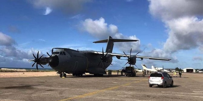 U Somaliju stigla i druga pošiljka medicinske opreme iz Turske
