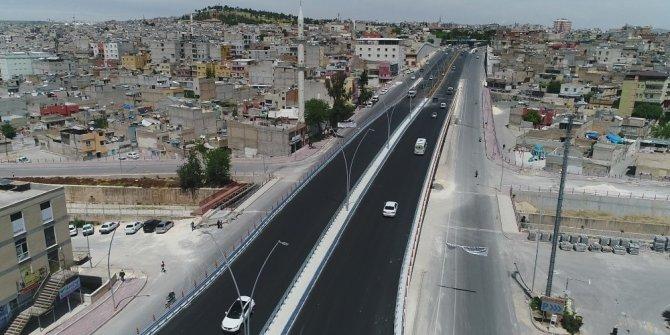Karakoyun Köprülü Kavşağı tamamlandı