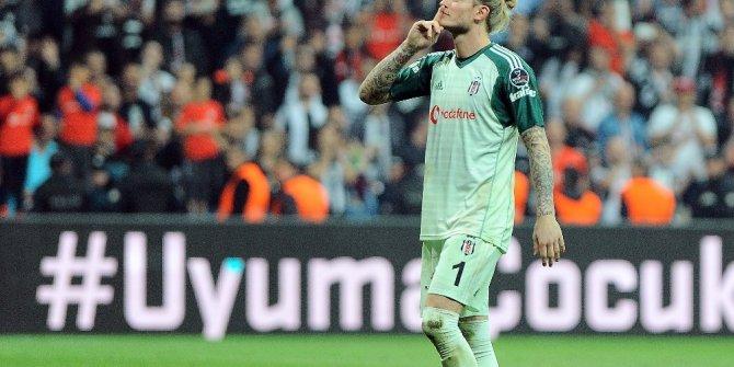 Karius'tan Beşiktaş taraftarına veda mesajı