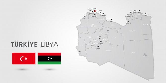 Türkiye, Libya ve Afrika'ya ticarette  tedarik zincirinin yeni lideri olabilir