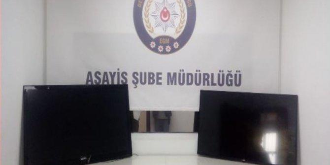 Denizli'de 254 farklı asayiş olayında 148 şüpheli gözaltına alındı