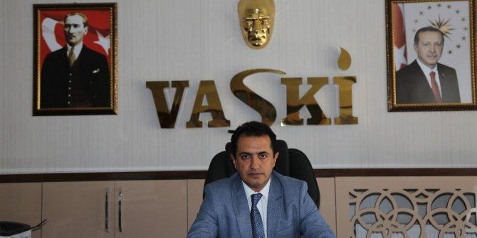 VASKİ Genel Müdürü Kaplan, video konferans bağlantısıyla gazetecilerle bir araya geldi