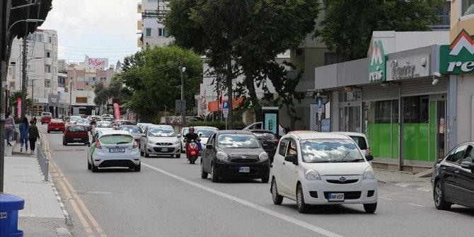 KKTC'de kısmi sokağa çıkma yasağı sona erdi
