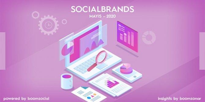Karantinanın ikinci ayında sosyal medyada öne çıkan markalar
