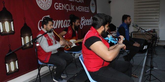 Erzincan Gençlik Merkezi Ramazan Gecelerini dijital platforma taşıdı