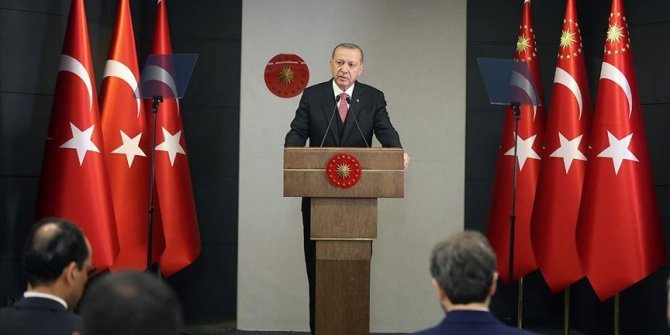 Turkey: President announces 1st steps past coronavirus