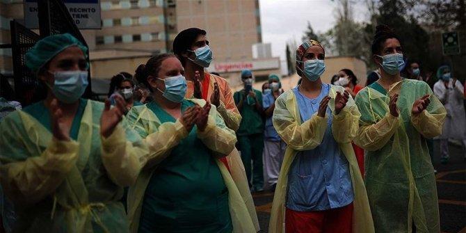 Dünya genelinde Kovid-19'dan iyileşenlerin sayısı 1 milyon 200 bini geçti
