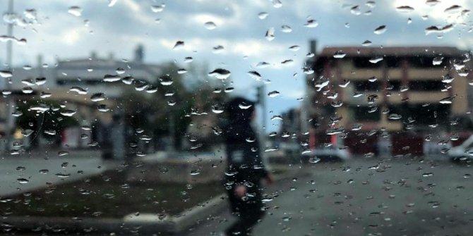 Doğu Anadolu'daki 7 ilde gök gürültülü sağanak etkili olacak