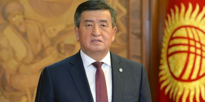 Kırgızistan'da 5 Mayıs Anayasa Günü kutlanıyor