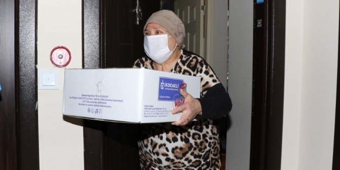 Kocaeli Büyükşehir Belediyesinden hastaları sevindiren proje